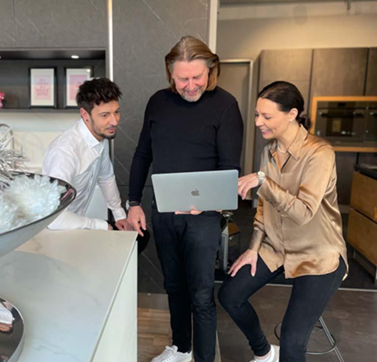 küchenschmalz - Unser Team